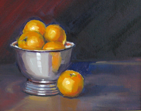 Oranges and Silver